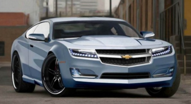 2021 Chevrolet Chevelle SS Images