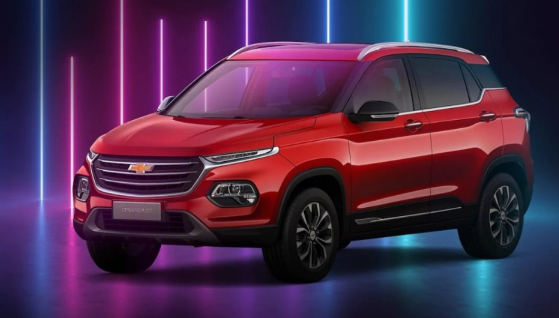 2021 Chevrolet Groove Redesign