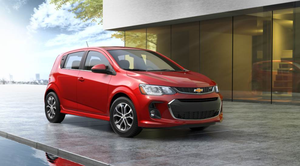 2021 Chevrolet Sonic Images