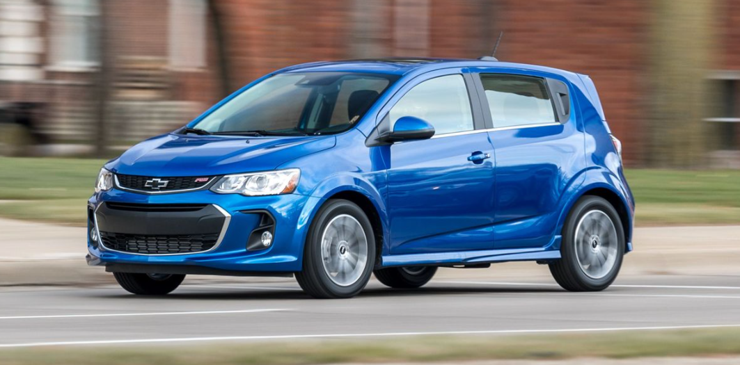 2021 Chevrolet Sonic Review