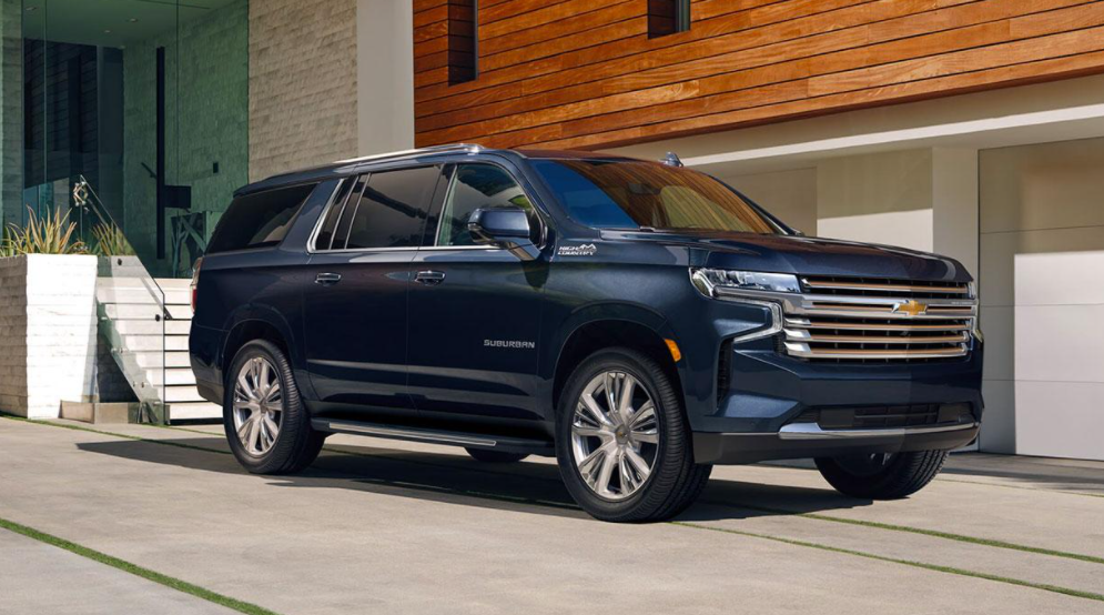 2021 Chevrolet Tahoe RST Redesign