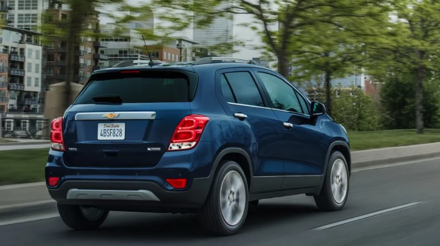 2021 Chevrolet Trax Images