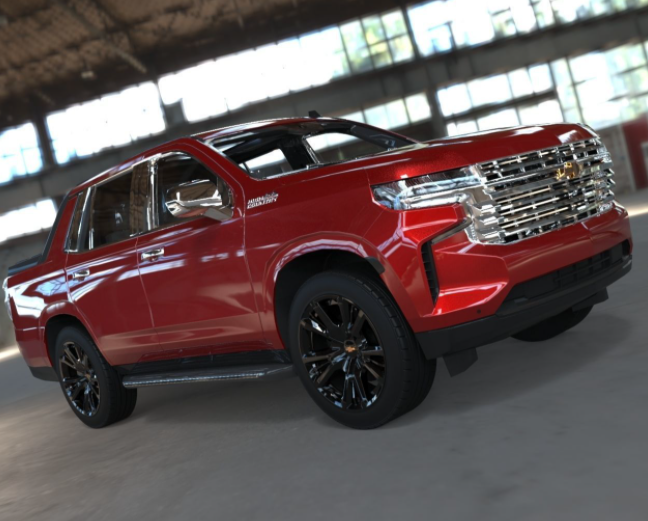 2021 Chevy Avalanche Review