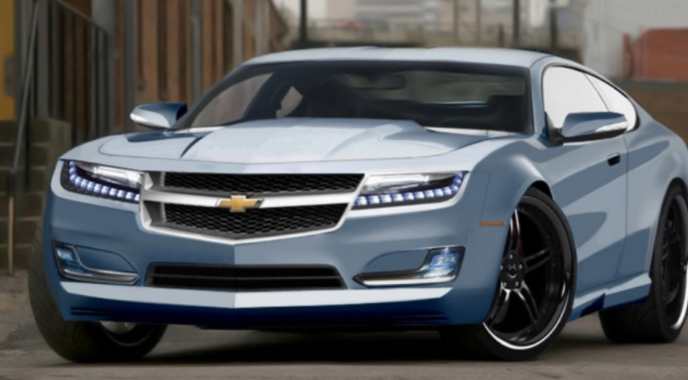 2022 Chevy Chevelle Redesign