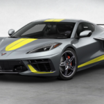 2021 Chevy Corvette C8 Stingray R Special Edition Pictures