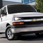 2021 Chevy Express 2500 Diesel Images