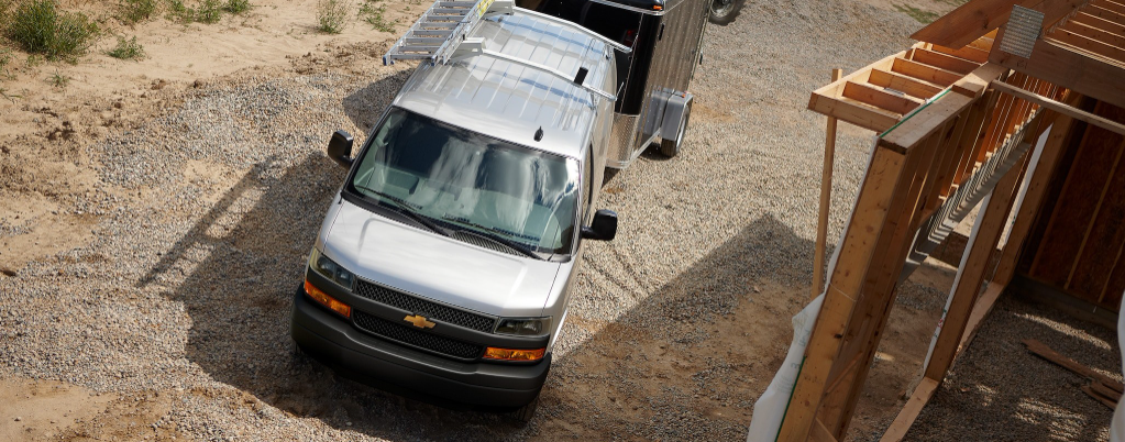 2021 Chevy Express 2500 Diesel Review