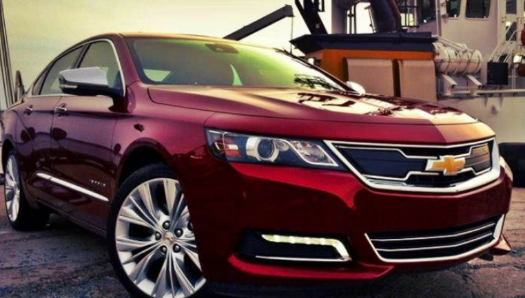 2021 Chevy Impala SS Redesign