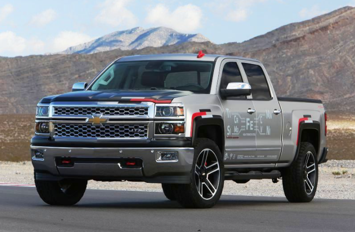 2021 Chevy Reaper Images