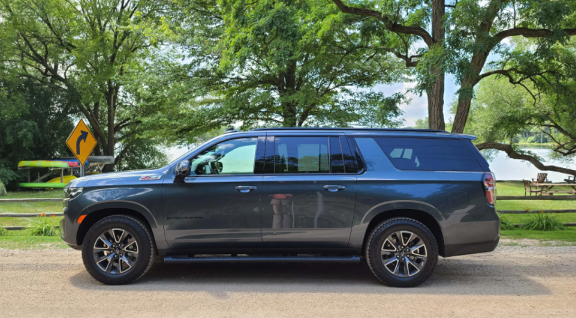 2021 Chevy Suburban Z71 Changes