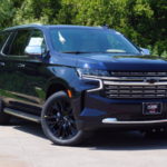 2021 Chevy Tahoe Midnight Edition Review