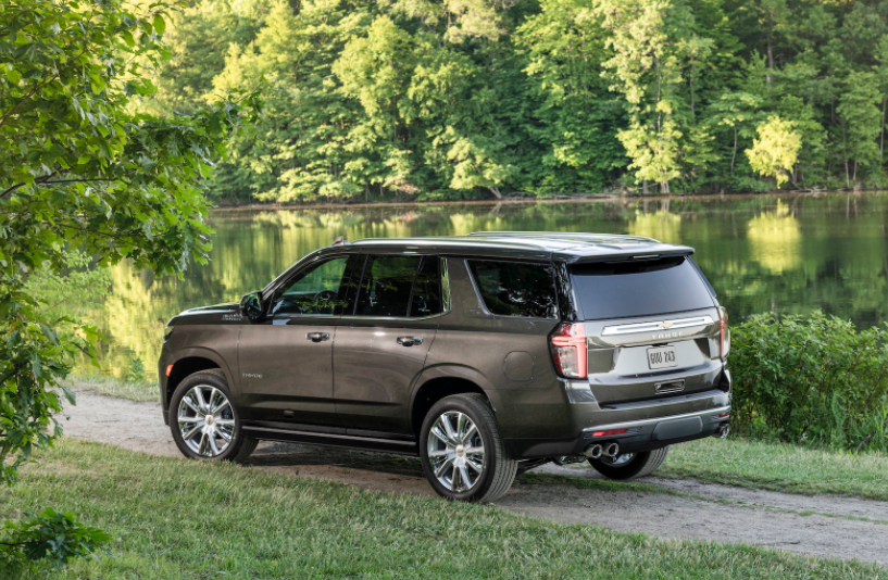 2021 Chevy Tahoe Review