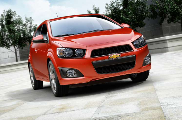 2022 Chevrolet Sonic Automatic Redesign