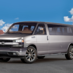 2022 Chevy Express New Full-Size Cargo Van For Sale