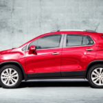 2022 Chevy Trax Colors