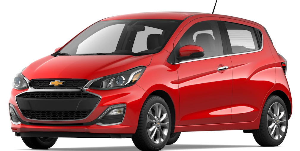 2021 Chevy Spark LS Review