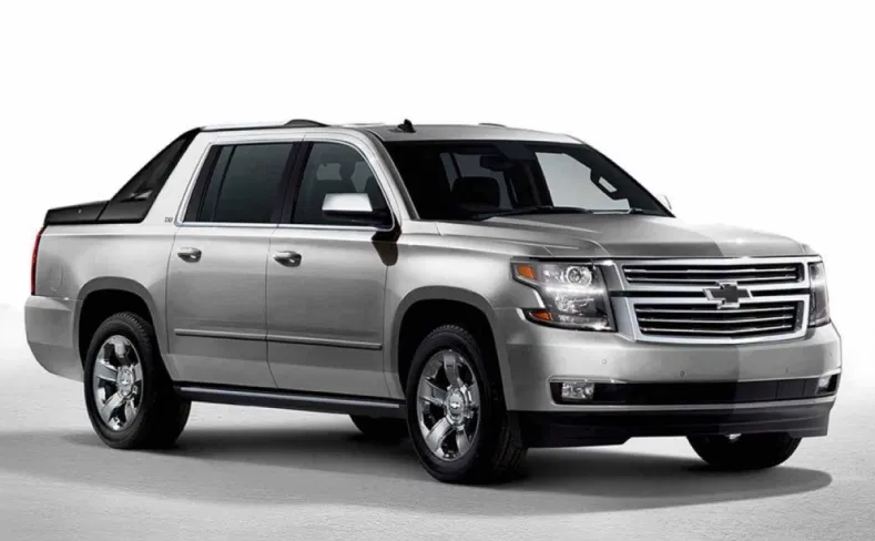 2021 Chevrolet Avalanche Rendering Redesign