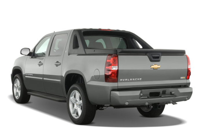 2021 Chevrolet Avalanche Rendering Review