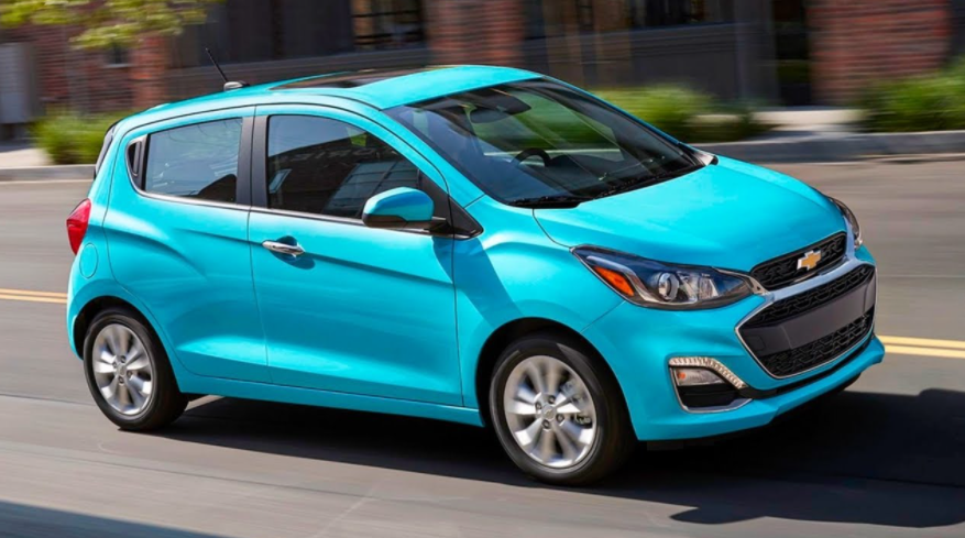 2021 Chevrolet Sonic RS Release Date