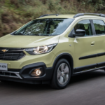 2021 Chevrolet Spin Redesign