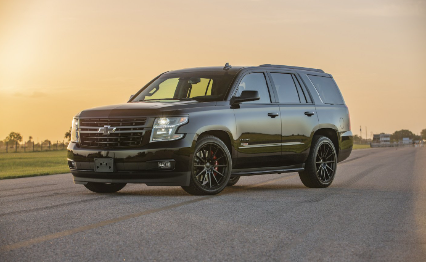 2021 Chevrolet Tahoe High Country Hennessey Dynos Redesign