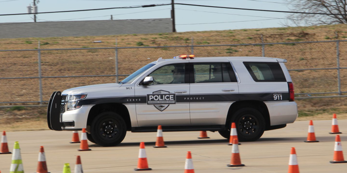 2021 Chevrolet Tahoe PPV Police Duty Redesign