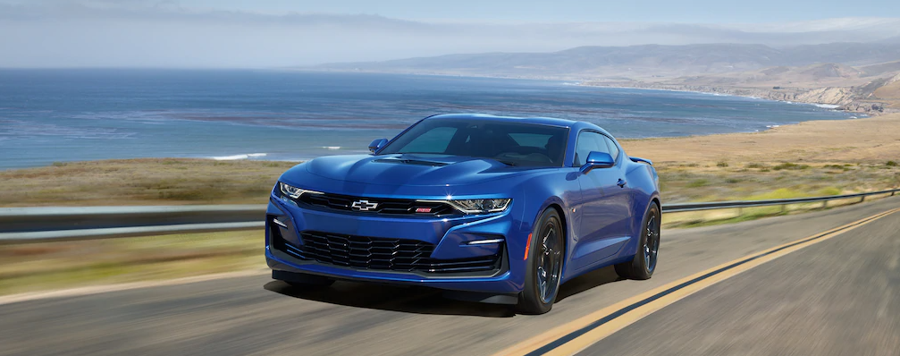 2021 Chevy Camaro ZL1 Review