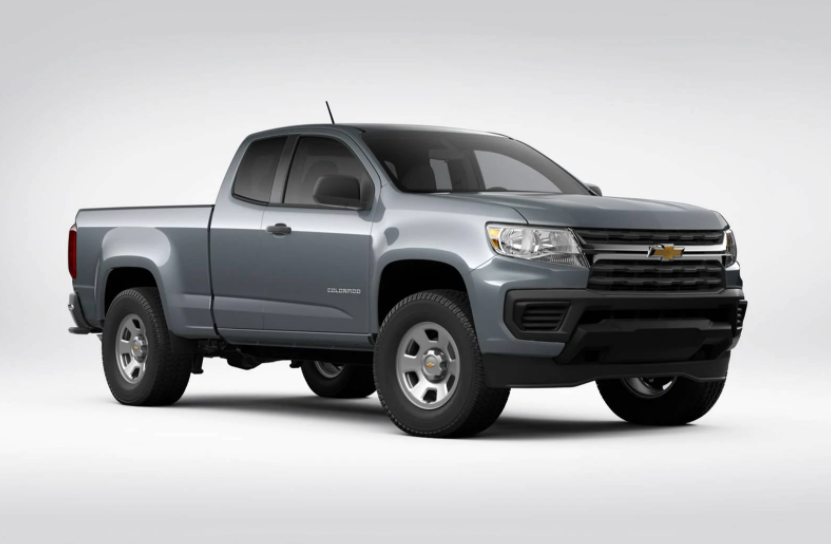 2021 Chevy Colorado Diesel Extended Cab Review
