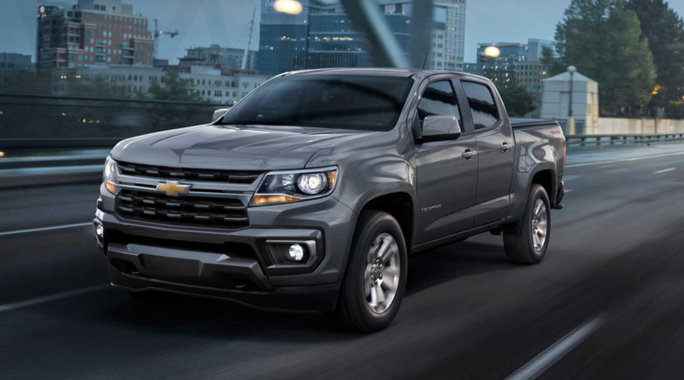 2021 Chevy Colorado Diesel Facelift Review