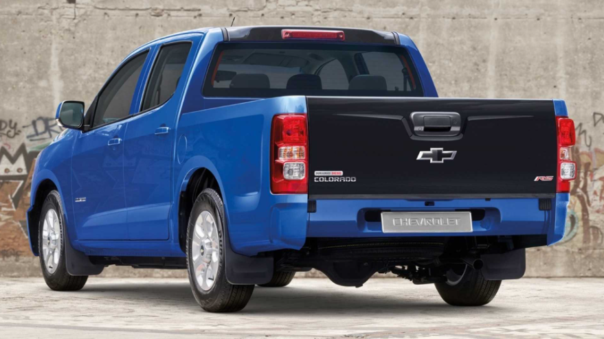 2021 Chevy Colorado RS Release Date
