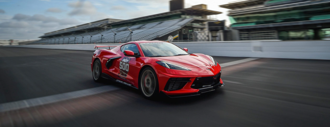 2021 Chevy Corvette C8 Indy 500 Pace Car Release Date