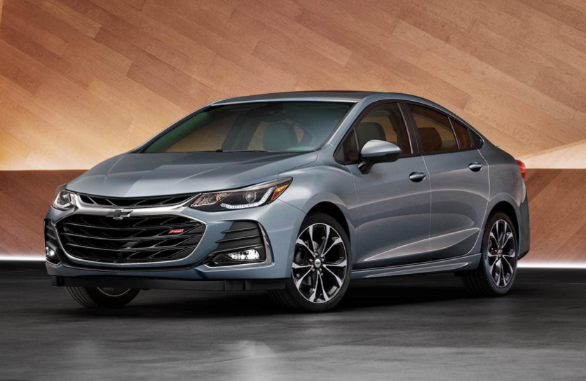 2021 Chevy Cruze SS Release Date