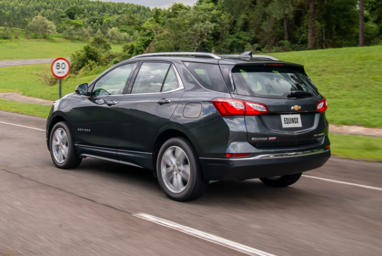 2021 Chevy Equinox 2.0-liter Review