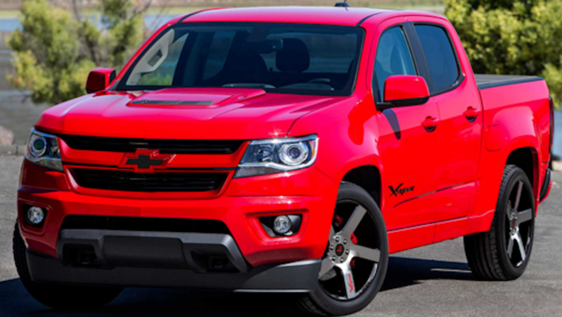 2021 Chevy S10 Xtreme Redesign