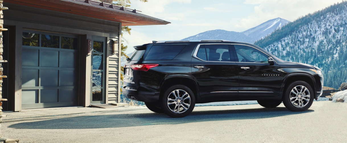 2021 Chevy Traverse All-Wheel Drive System Review
