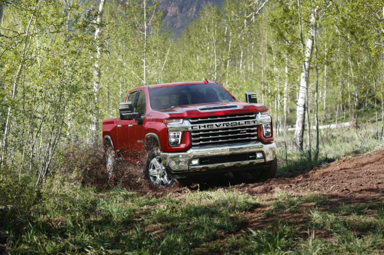2022 Chevy 2500HD Diesel Review