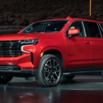 2022 Chevy Tahoe Z71 Redesign