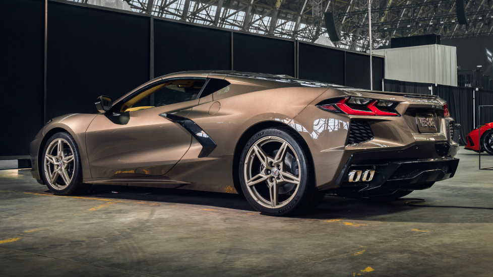 2023 Chevy Corvette C8 Hybrid Spotted-Indeed Review