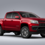 2021 Chevrolet Colorado Curb Weight Release Date