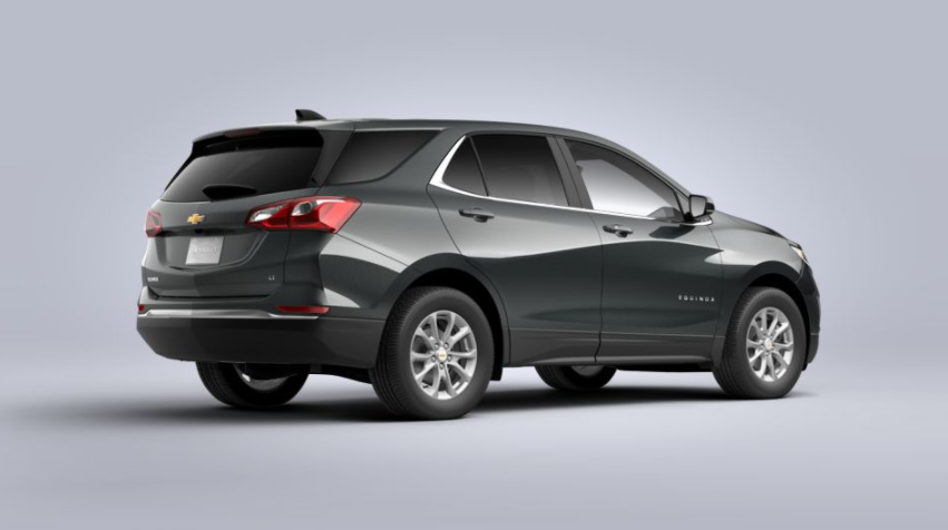 2021 Chevrolet Equinox AWD 4DR LT Release Date