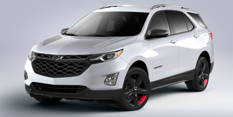 2021 Chevy Equinox Redline Edition Review