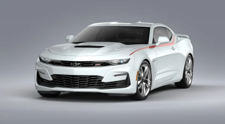 2021 chevy camaro SS2 Colors