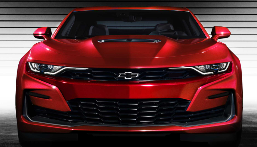 2021 chevy camaro ss 1le review