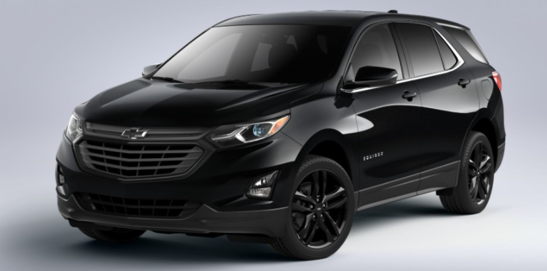 New 2022 Chevy Equinox Midnight Edition Redesign