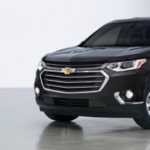 2022 Chevy Traverse High Country Redesign