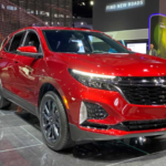 2022 Chevy Traverse RS Price