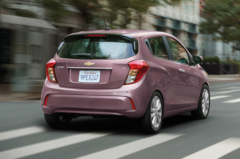 New 2022 Chevrolet Spark Release Date