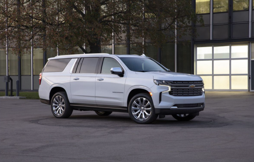2022 Chevy Tahoe SS Price