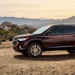 2023 Chevy Traverse Release Date
