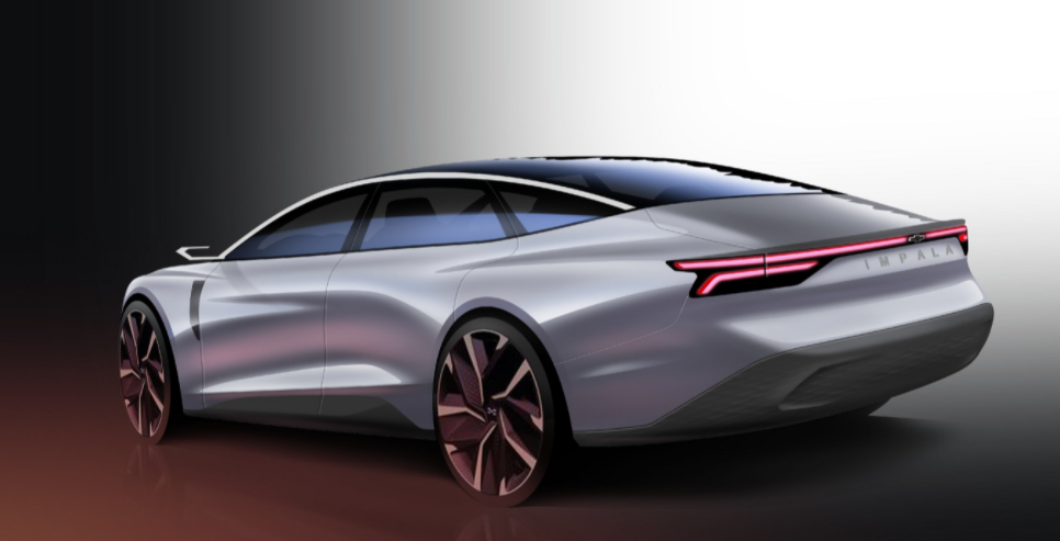 New 2023 Chevy Impala Rendering Review